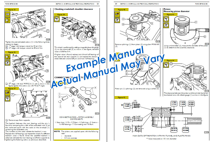 detroit diesel mbe 4000 epa07 engine service repair manual mypowermanual