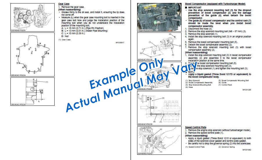 mack mp8 euro4 diesel engine service repair manual mypowermanual