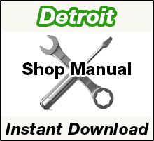Detroit DD13, DD15, DD16 EPA0710GHG14 Electronics & Troubleshooting Manual