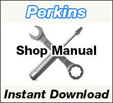 Perkins Shop Repair Manual PDF Download