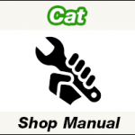 Caterpillar Cat Diesel Engine Service Manual, Repair Manual, Shop Manual