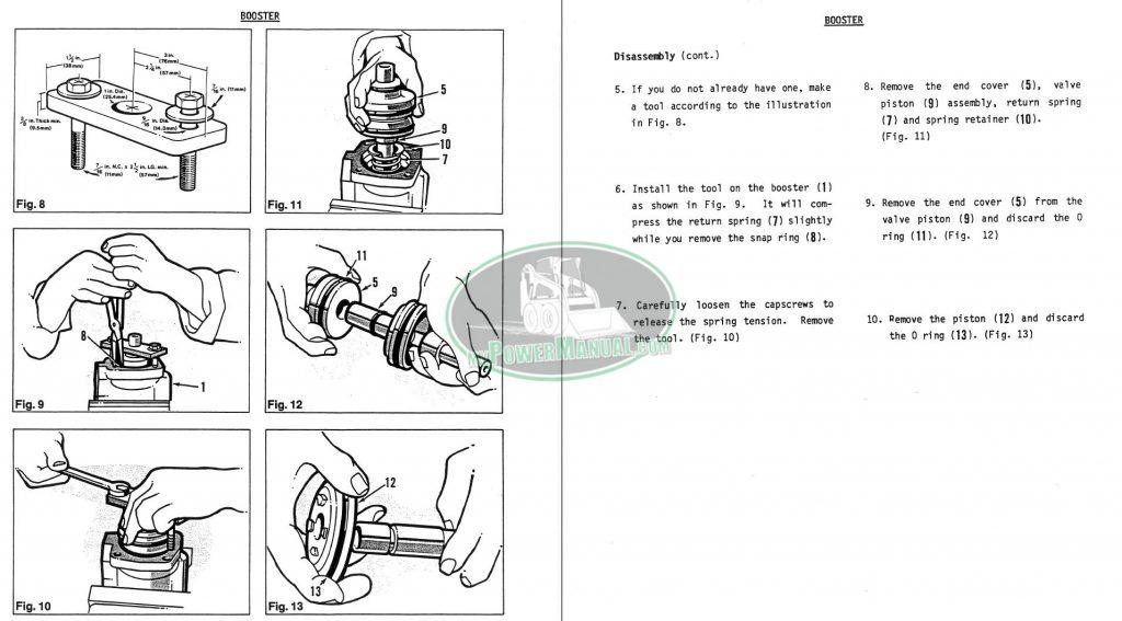Champion 710, 720, 730 Series II/III Motor Grader Service Repair Workshop Manual PDF Download